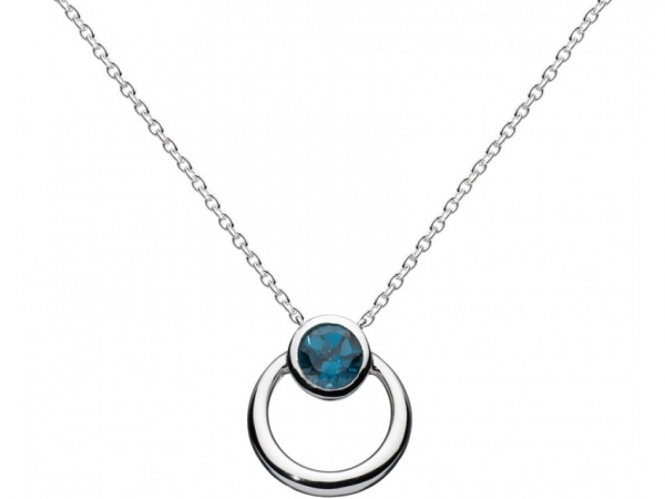 Pendants & Necklaces - Simmer Loop Necklace